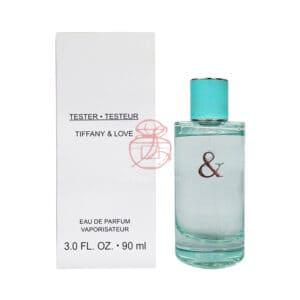 tiffany & love.for her 愛語女性淡香精 edp 90ml (tester) (2)