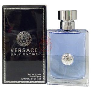 Versace 凡賽斯 同名經典男性淡香水 EDT 100ML (正)