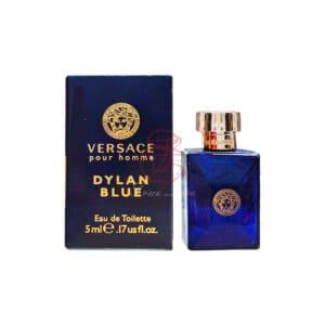 Versace 凡賽斯 狄倫‧正藍男性淡香水 Edt 5ml (q仔)