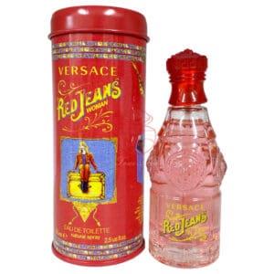 Versace 凡賽斯 紅可樂淡香水 Edt 75ml (正)