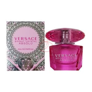 Versace 凡賽斯 絕對‧香戀水晶女性淡香精 Edp 5ml (q仔)