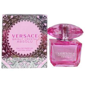 Versace 凡賽斯 絕對.香戀水晶女性淡香精 EDP 90ML (正)