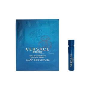 Versace 凡賽斯 艾諾斯.愛神男性淡香水 Edt 1ml (針管)