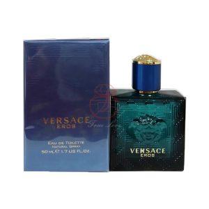 Versace 凡賽斯 艾諾斯.愛神男性淡香水 EDT 50ML (正)
