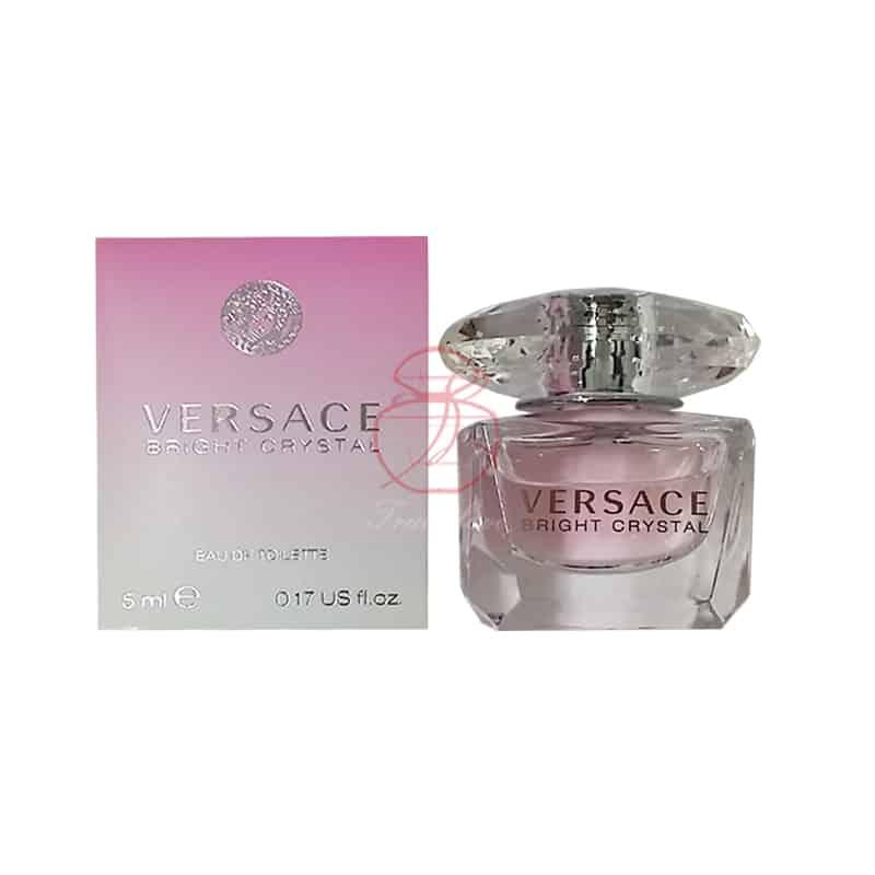 Versace 凡賽斯 香戀水晶女性淡香水 Edt 5ml (q仔)