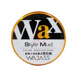 WAJASS 威傑士 造型髮泥 塑型蠟 80ML