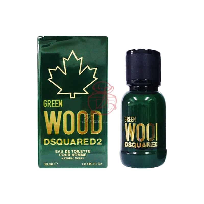 Wood・心動綠男性淡香水 30ml (2)
