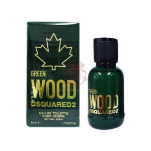 Wood・心動綠男性淡香水 50ml (1)