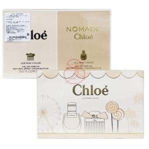 chloe小小雙氛派對禮盒(同名+芳心之旅)20mlx2