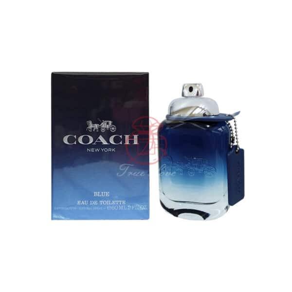 Coach 時尚藍調男性淡香水60ml