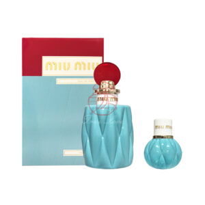 miu miu 女性淡香精禮盒(淡香精100ml+淡香精20ml) (2)